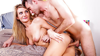 Amanda Tate & James Deen inThe Stepmother #10, Scene #03